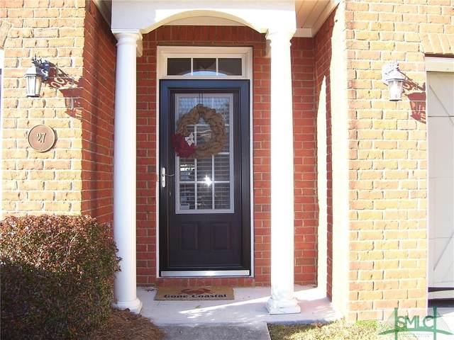 777 King George Boulevard #27, Savannah, GA 31419 (MLS #243614) :: The Arlow Real Estate Group