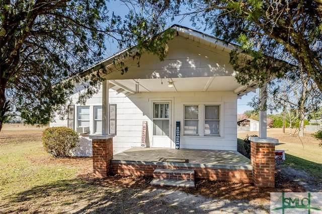 4092 Ga Highway 119 Highway S, Guyton, GA 31312 (MLS #243622) :: The Arlow Real Estate Group