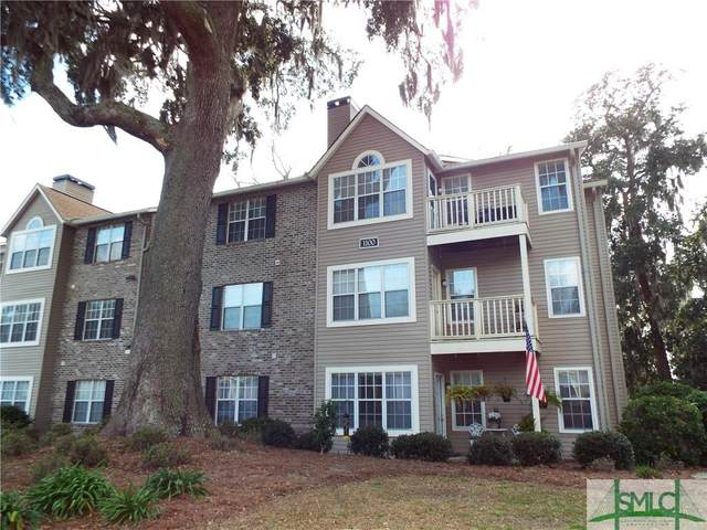 12300 Apache Avenue #1107, Savannah, GA 31419 (MLS #243624) :: RE/MAX All American Realty