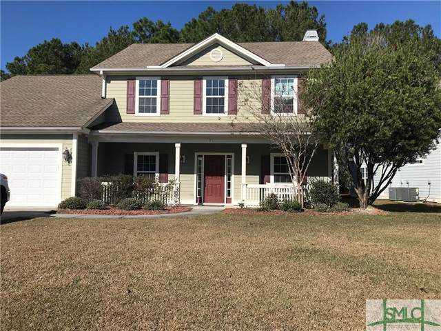 17 Stone Gate Court, Pooler, GA 31322 (MLS #243625) :: McIntosh Realty Team