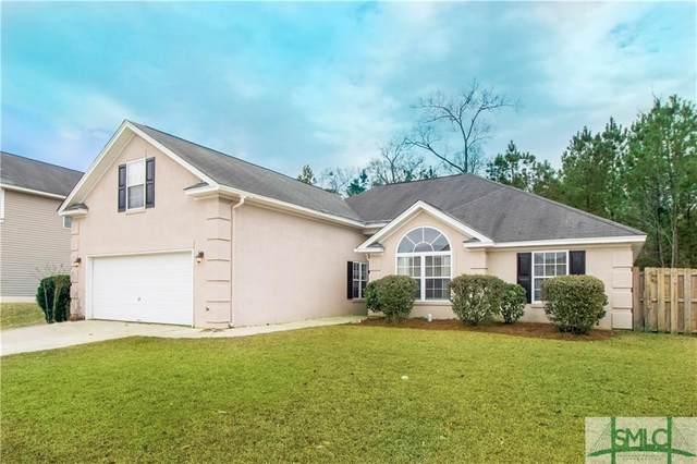 5 Sandstone Court, Savannah, GA 31419 (MLS #243636) :: Glenn Jones Group | Coldwell Banker Access Realty