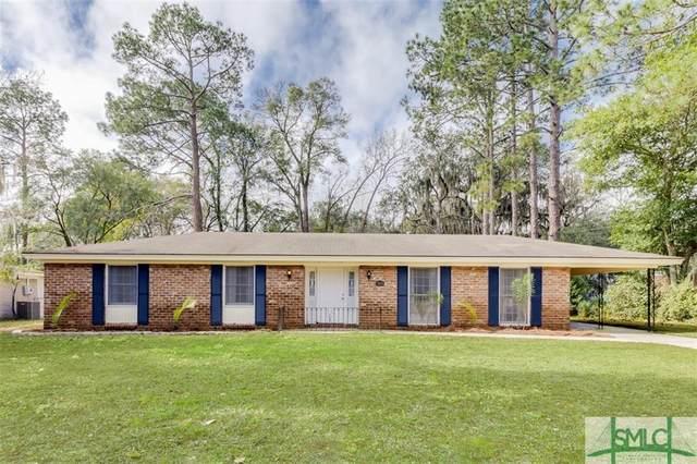 509 Dyches Drive, Savannah, GA 31406 (MLS #243654) :: The Arlow Real Estate Group