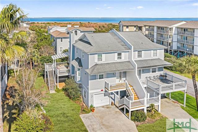 3 S Captains View, Tybee Island, GA 31328 (MLS #243663) :: RE/MAX All American Realty