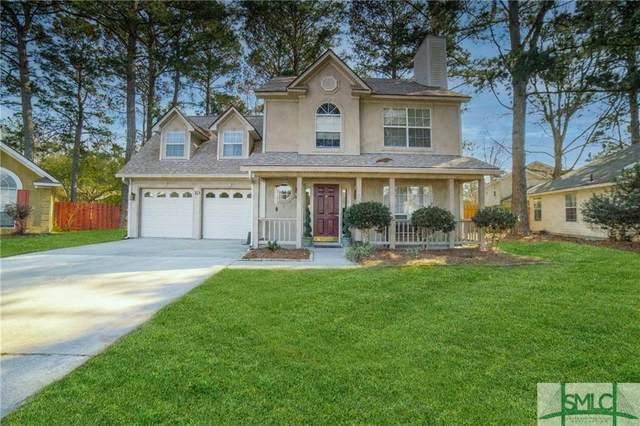 10 Barons Way, Savannah, GA 31419 (MLS #243672) :: Glenn Jones Group | Coldwell Banker Access Realty