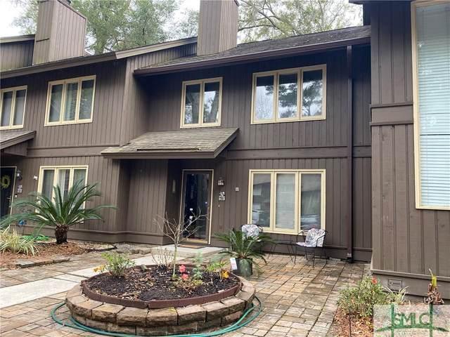 88 Brown Pelican Drive, Savannah, GA 31419 (MLS #243675) :: The Arlow Real Estate Group