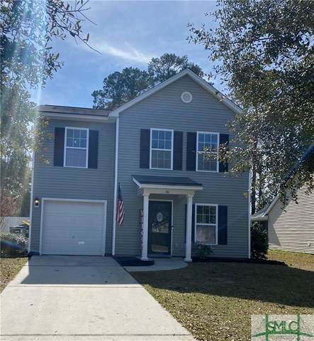 36 Hamilton Grove Drive, Pooler, GA 31322 (MLS #243683) :: Glenn Jones Group | Coldwell Banker Access Realty