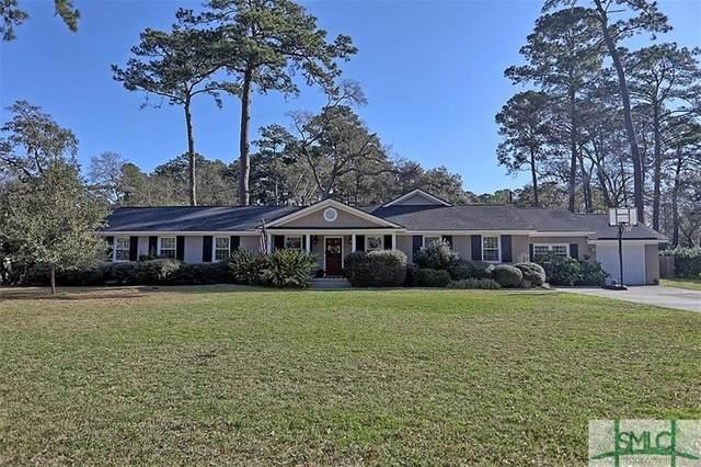 110 Wynngate Road, Savannah, GA 31410 (MLS #243684) :: Glenn Jones Group | Coldwell Banker Access Realty