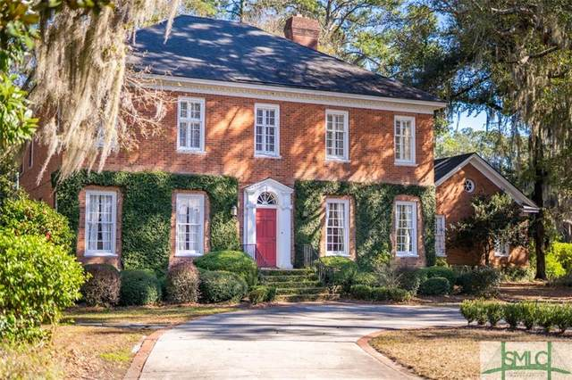 12 Tidewater Way, Savannah, GA 31411 (MLS #243686) :: Bocook Realty