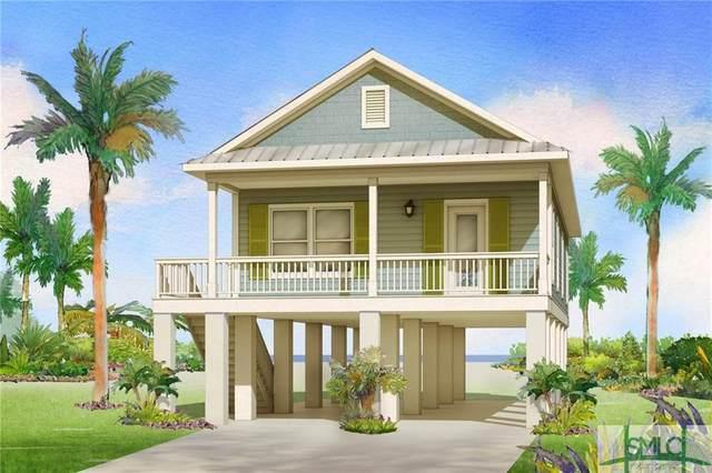 1210 Bay Street, Tybee Island, GA 31328 (MLS #243691) :: Keller Williams Realty-CAP