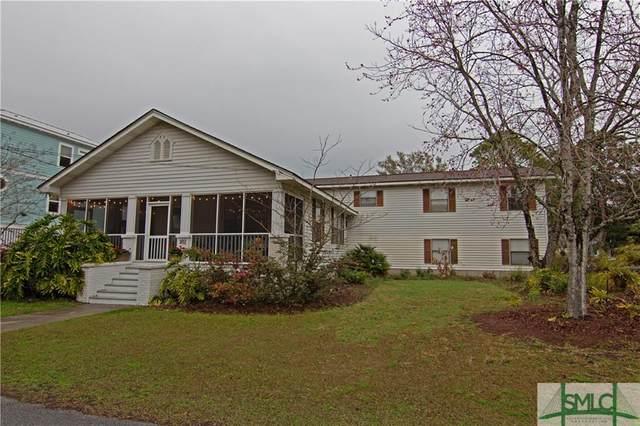 302 8th Street, Tybee Island, GA 31328 (MLS #243699) :: Glenn Jones Group | Coldwell Banker Access Realty