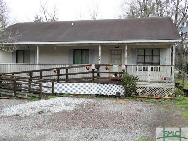 90 Rosemont Street, Richmond Hill, GA 31324 (MLS #243706) :: Heather Murphy Real Estate Group