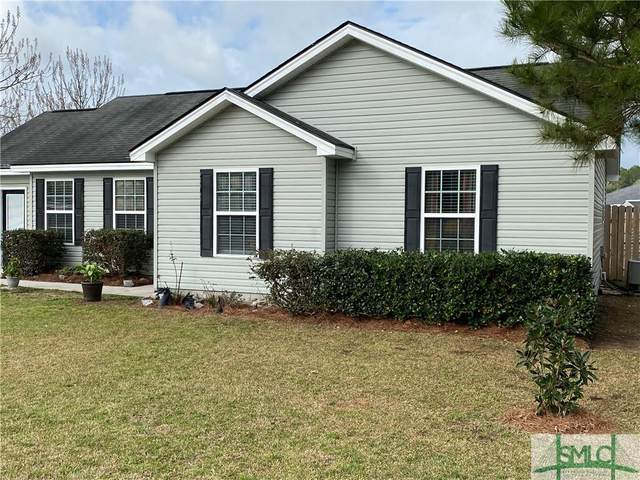 126 Mustang Drive, Guyton, GA 31312 (MLS #243707) :: The Arlow Real Estate Group