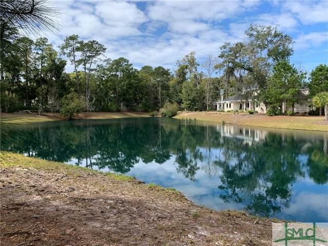 6 Dream Maker Circle, Savannah, GA 31411 (MLS #243712) :: Keller Williams Realty-CAP