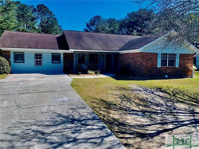 107 Katie Drive, Rincon, GA 31326 (MLS #243722) :: Glenn Jones Group | Coldwell Banker Access Realty
