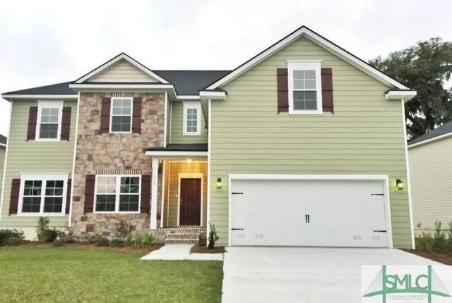 210 Beckley Drive, Richmond Hill, GA 31324 (MLS #243723) :: Glenn Jones Group | Coldwell Banker Access Realty