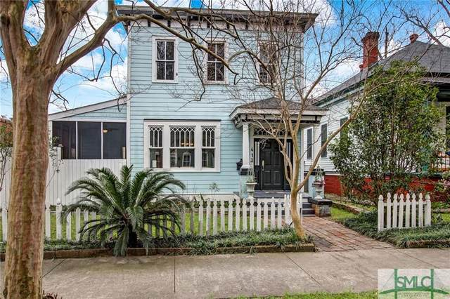 413 E Bolton Street, Savannah, GA 31401 (MLS #243731) :: Glenn Jones Group | Coldwell Banker Access Realty