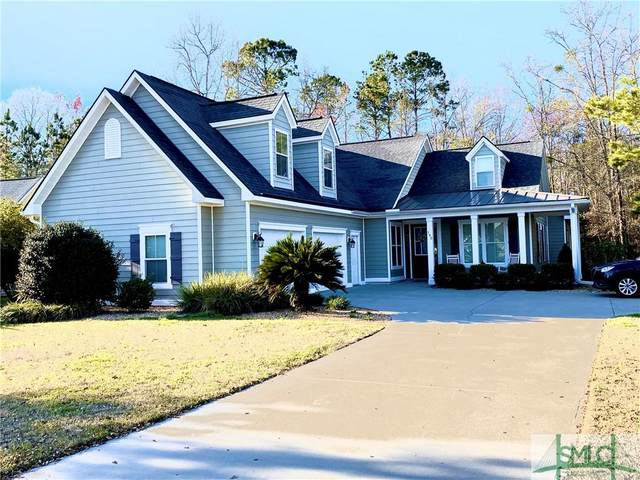 165 James Dunham Parkway, Richmond Hill, GA 31324 (MLS #243737) :: Keller Williams Coastal Area Partners