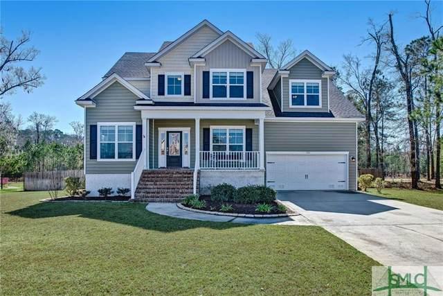 105 Terrell Mill Road, Savannah, GA 31419 (MLS #243743) :: Glenn Jones Group | Coldwell Banker Access Realty