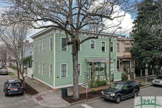 302 & 304 E Park Avenue, Savannah, GA 31401 (MLS #243744) :: Keller Williams Realty-CAP