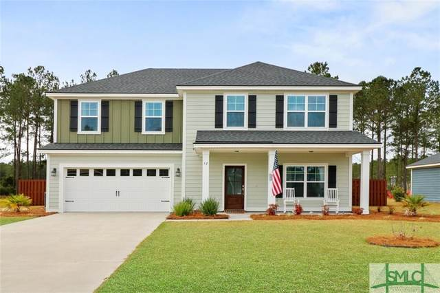 57 Roundstone Way, Richmond Hill, GA 31324 (MLS #243745) :: RE/MAX All American Realty
