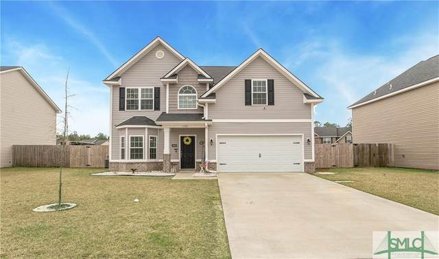 1502 Bayberry Drive, Hinesville, GA 31313 (MLS #243747) :: Glenn Jones Group | Coldwell Banker Access Realty