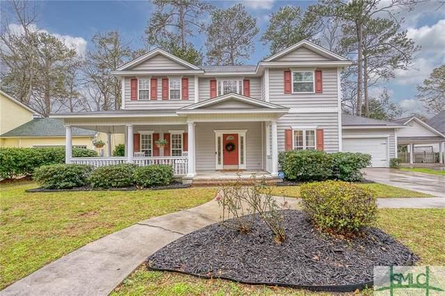 119 Cherryfield Lane, Savannah, GA 31419 (MLS #243748) :: Bocook Realty