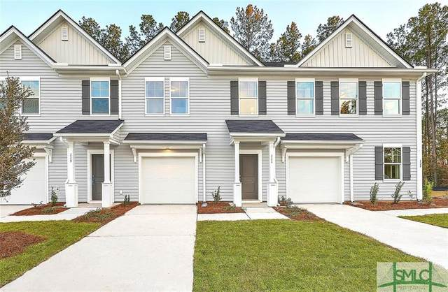 144 Benelli Drive, Pooler, GA 31322 (MLS #243766) :: Heather Murphy Real Estate Group