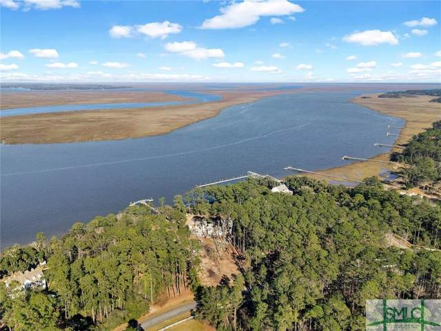 Lot 98 Riverpoint Lane, Townsend, GA 31331 (MLS #243768) :: McIntosh Realty Team