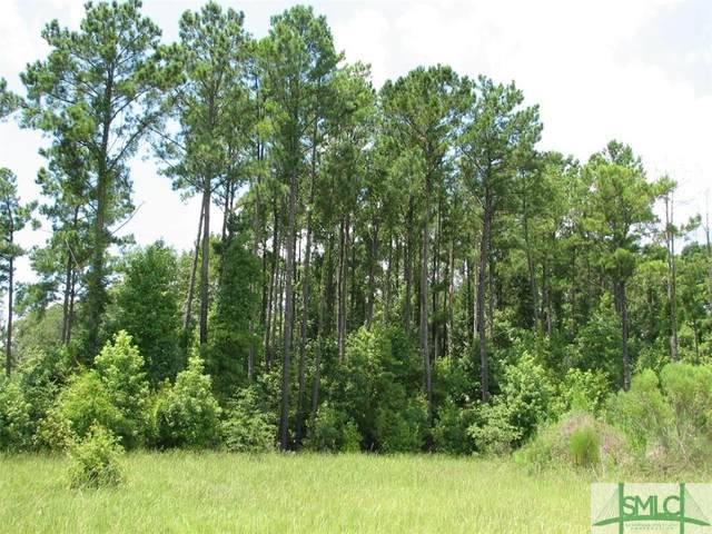 615 Towne Park Drive W Lot 15, Rincon, GA 31326 (MLS #243793) :: Glenn Jones Group | Coldwell Banker Access Realty