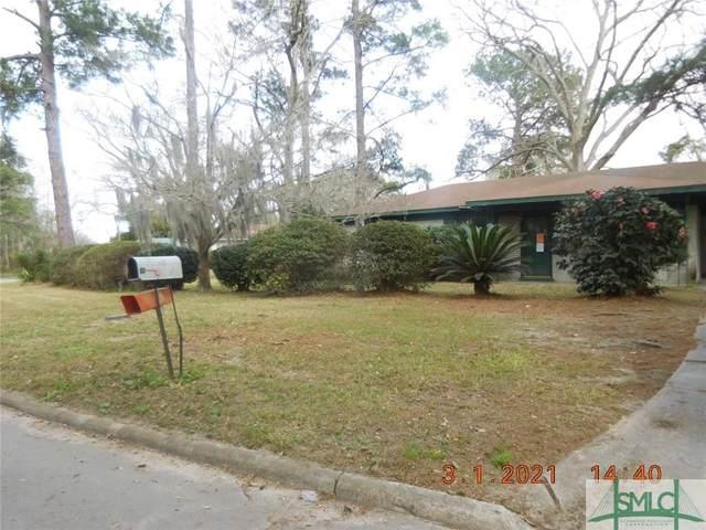 50 Leon Village Drive, Garden City, GA 31408 (MLS #243810) :: McIntosh Realty Team