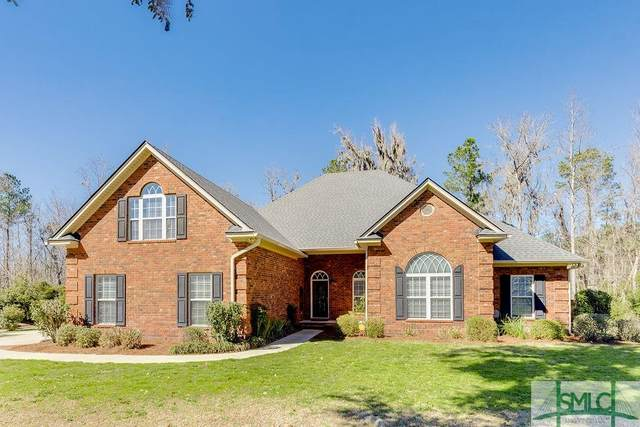 196 Kingston Circle, Richmond Hill, GA 31324 (MLS #243812) :: Glenn Jones Group | Coldwell Banker Access Realty