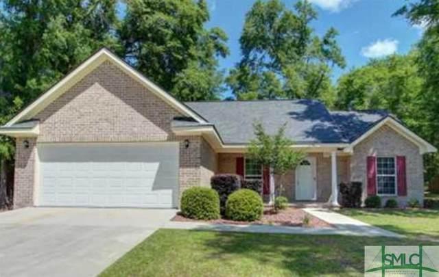 100 Riley Court, Springfield, GA 31329 (MLS #243816) :: Glenn Jones Group | Coldwell Banker Access Realty