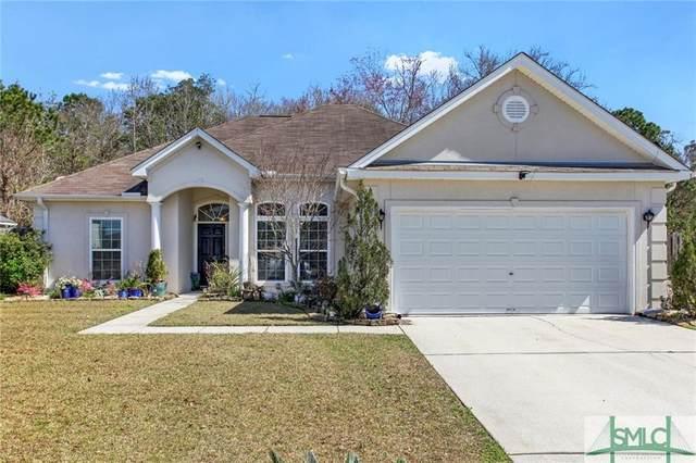 6 River Rock Road, Savannah, GA 31419 (MLS #243818) :: Glenn Jones Group | Coldwell Banker Access Realty