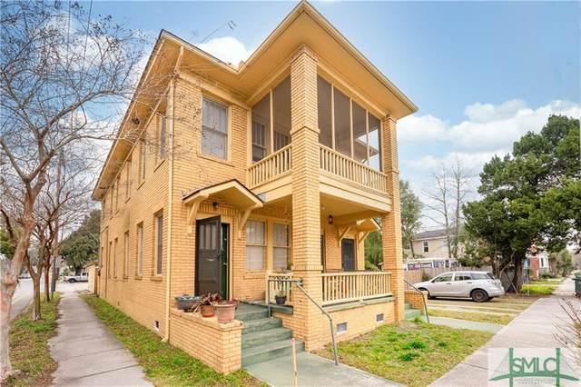 502 E 39th Street, Savannah, GA 31401 (MLS #243821) :: Glenn Jones Group | Coldwell Banker Access Realty