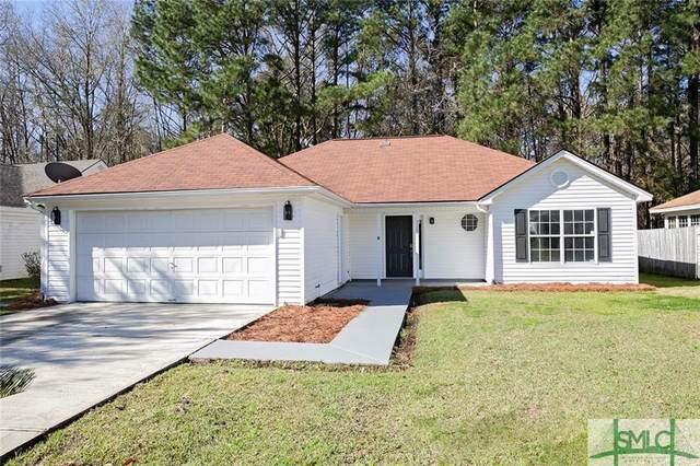 119 Habitat Drive, Savannah, GA 31419 (MLS #243831) :: Keller Williams Coastal Area Partners