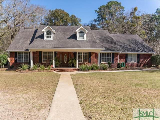 857 Flora Ellen Street, Hinesville, GA 31313 (MLS #243849) :: RE/MAX All American Realty