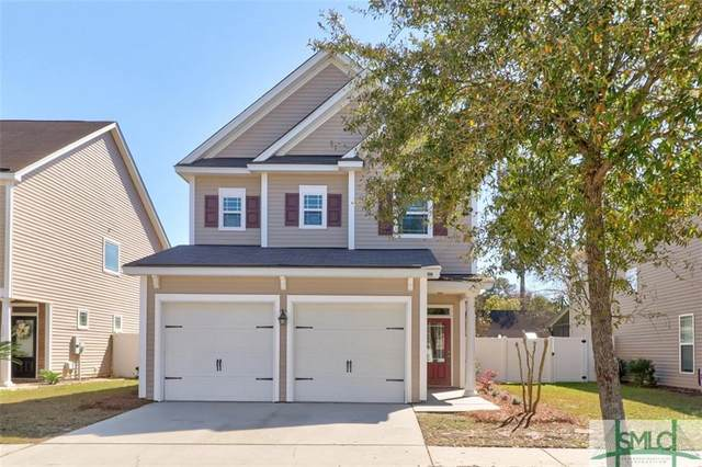 100 Summer Hill Way, Richmond Hill, GA 31324 (MLS #243853) :: Glenn Jones Group | Coldwell Banker Access Realty