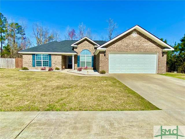 212 Powers Drive, Midway, GA 31320 (MLS #243856) :: RE/MAX All American Realty