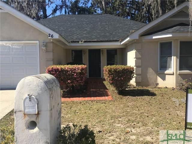 26 Full Sweep Drive, Savannah, GA 31419 (MLS #243862) :: RE/MAX All American Realty