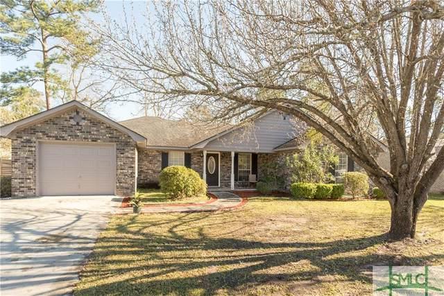 378 Meloney Drive, Hinesville, GA 31313 (MLS #243866) :: Glenn Jones Group | Coldwell Banker Access Realty
