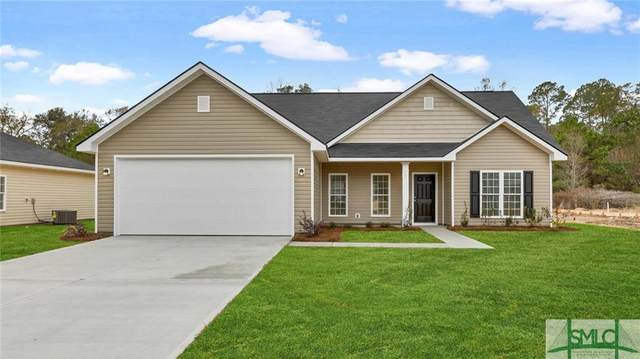 444 Archer Road, Guyton, GA 31312 (MLS #243874) :: Glenn Jones Group | Coldwell Banker Access Realty