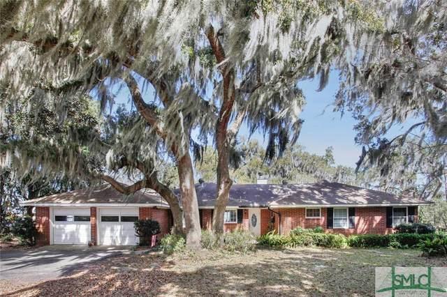 224 Battery Circle, Savannah, GA 31410 (MLS #243875) :: Glenn Jones Group | Coldwell Banker Access Realty