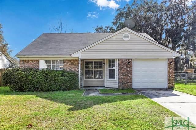 260 Bordeaux Lane, Savannah, GA 31419 (MLS #243878) :: Glenn Jones Group | Coldwell Banker Access Realty