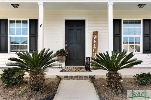 9 Verde Bend, Savannah, GA 31419 (MLS #243897) :: Keller Williams Coastal Area Partners