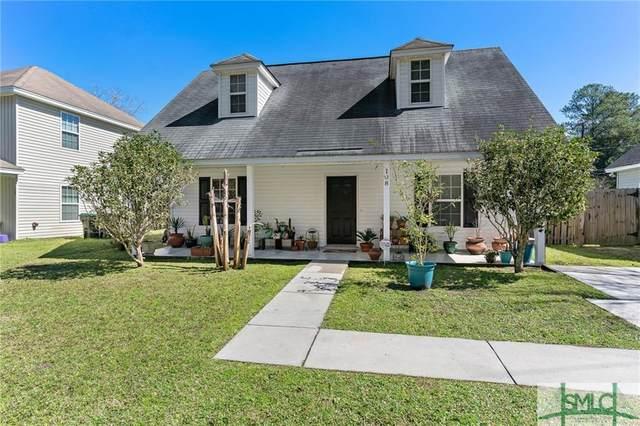 108 Heather Street, Savannah, GA 31406 (MLS #243905) :: RE/MAX All American Realty