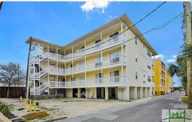 8 Silver Avenue #3, Tybee Island, GA 31328 (MLS #243906) :: Heather Murphy Real Estate Group