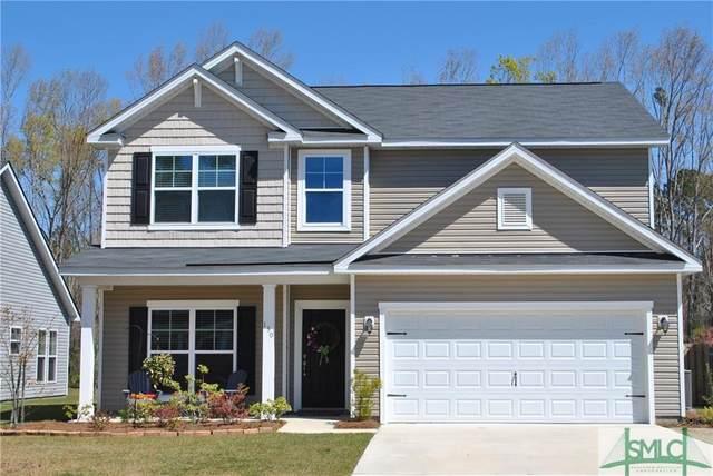 130 Richmond Walk Drive, Richmond Hill, GA 31324 (MLS #243912) :: RE/MAX All American Realty