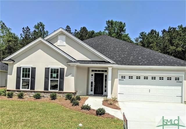45 Scarlet Maple Lane, Savannah, GA 31419 (MLS #243931) :: Bocook Realty