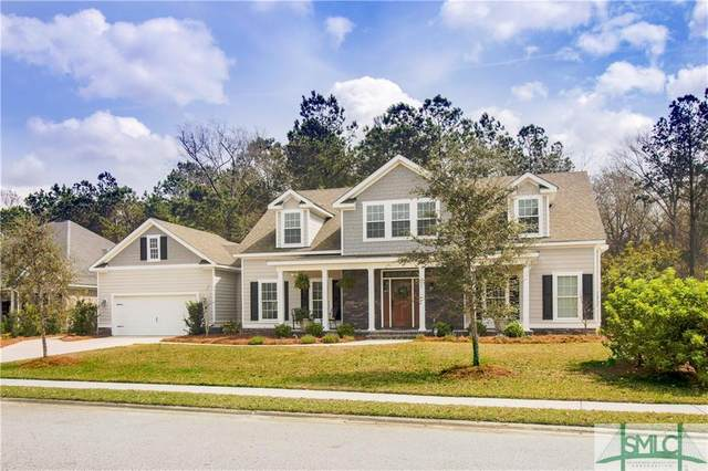 128 Enclave Boulevard, Savannah, GA 31419 (MLS #243939) :: Keller Williams Coastal Area Partners