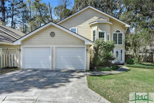 4 Starboard Court, Savannah, GA 31419 (MLS #243950) :: Keller Williams Coastal Area Partners